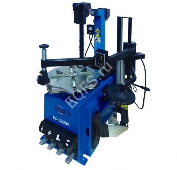 ES-3226A Станок шиномонтажный автомат с приспособлением третья рука