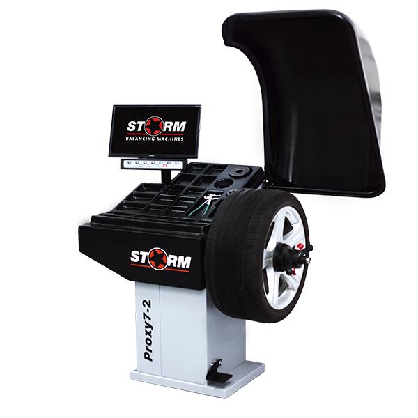 Proxy 7-2 Автоматический балансировочный станок