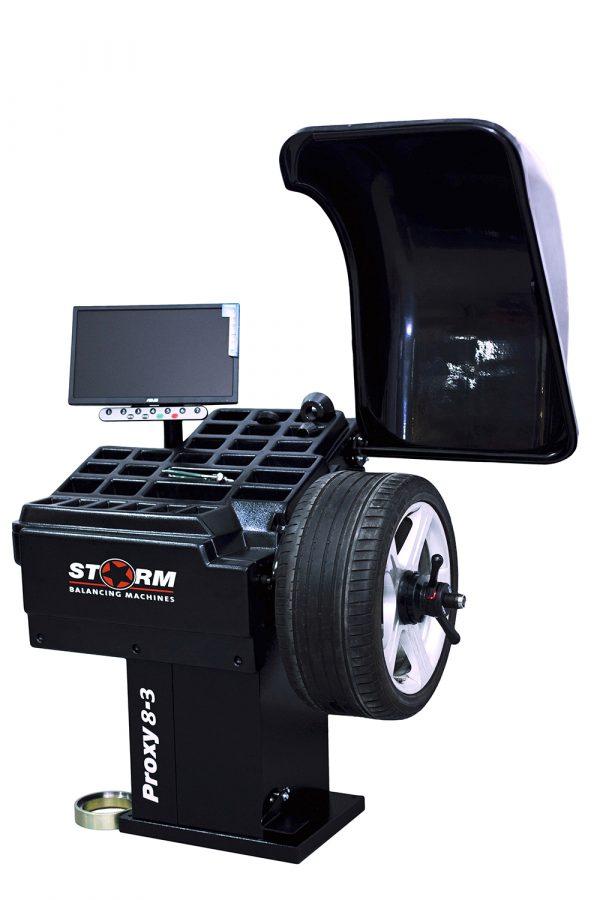 Proxy-8-4p Автоматический балансировочный станок