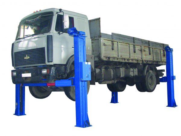 ПС-10 Автомобильный подъёмник электромеханический