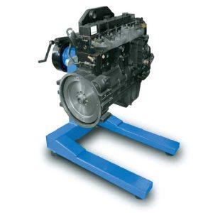 Р-1250 Стенд для ремонта двигателя и КПП
