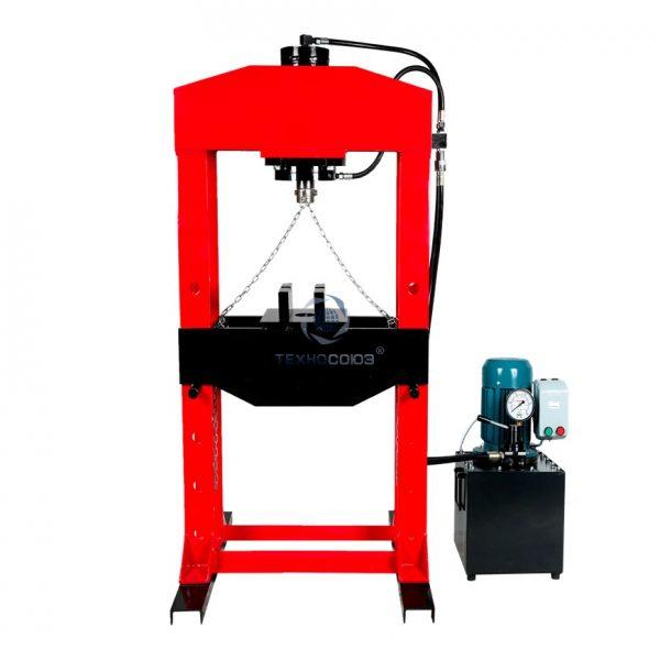 TS0502-3 Пресс гидравлический с электроприводом