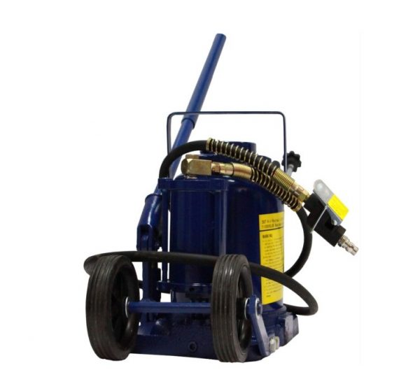 TS1600-4 Домкрат грузовой подкатной пневмогидравлический