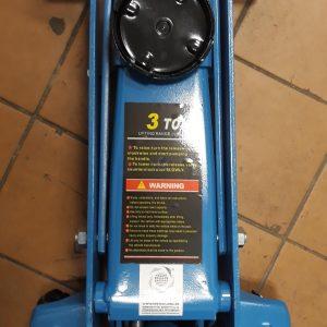 ZX0801С Гидравлический подкатной домкрат