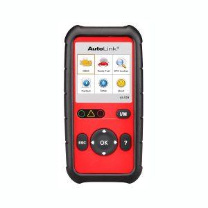 Autel Autolink AL529 OBD II Сканер диагностический
