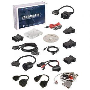Cканматик 2 Автомобильный диагностический комплект