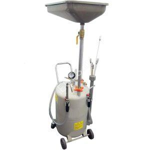 ES-2085 Откачка масла через щуп или самотёком