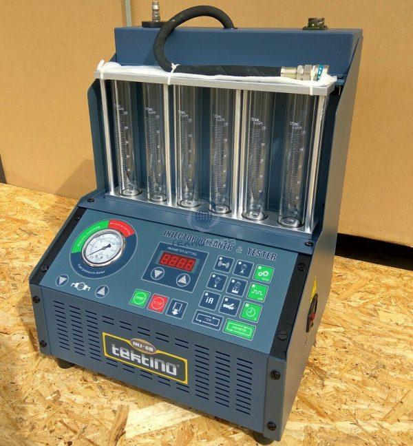 INJ-6B Стенд для проверки и промывки форсунок