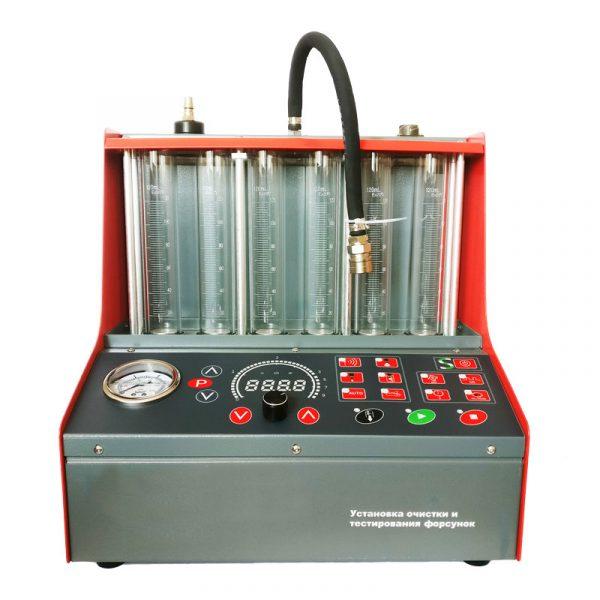 LR-602 Стенд для проверки и промывки форсунок