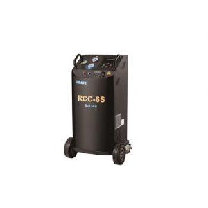 RCC-6S Полуавтоматическая установка для заправки автокондиционера