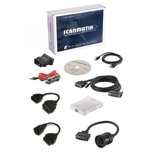 Сканматик 2 (грузовой комплект)