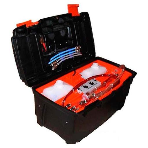 SL-120 Установка для замены масла в гидроусилителе руля