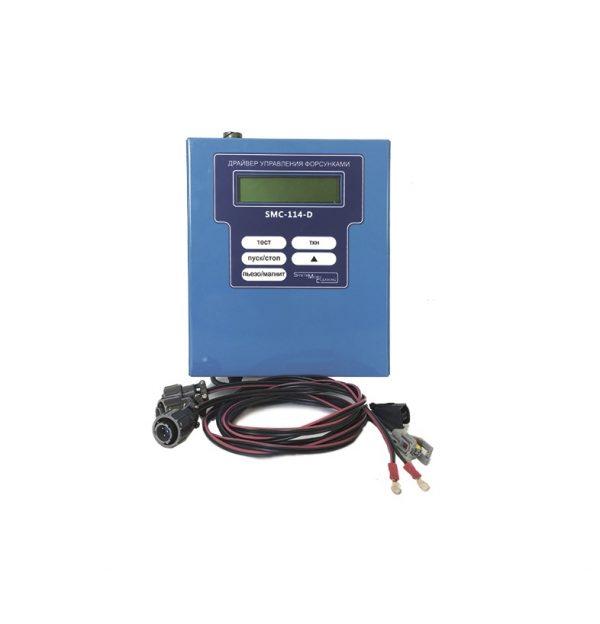 SMC-114-1D Драйвер управления бензиновых и дизельных форсунок