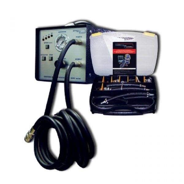 SMC-2001mini Установка для промывки форсунок
