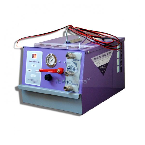 SMC -2001R (Revolution) Cтенд для промывки форсунок