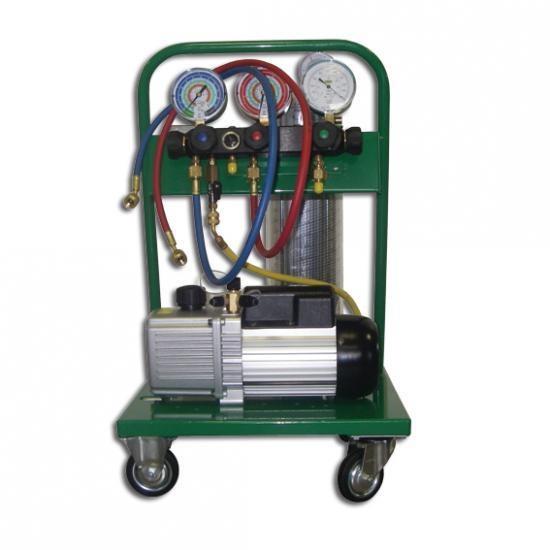 SMC 402 C Установка для заправки кондиционеров
