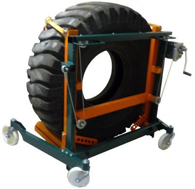 ТМТ-1200 Тележка для транспортировки колес