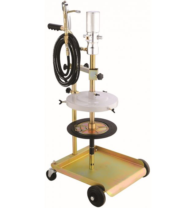 TS79120 Солидолонагнетатель пневматический