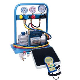 AC-2015 Комплект для заправки кондиционеров