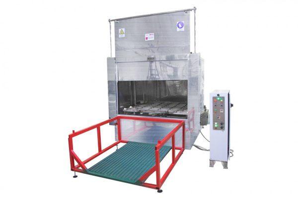 АМ1400 BC Установка для промышленной очистки деталей