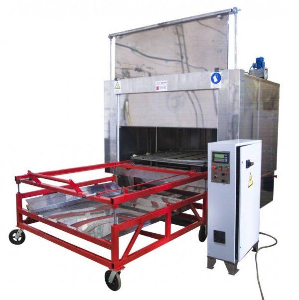 АМ1600 BS Установка для промышленной очистки деталей
