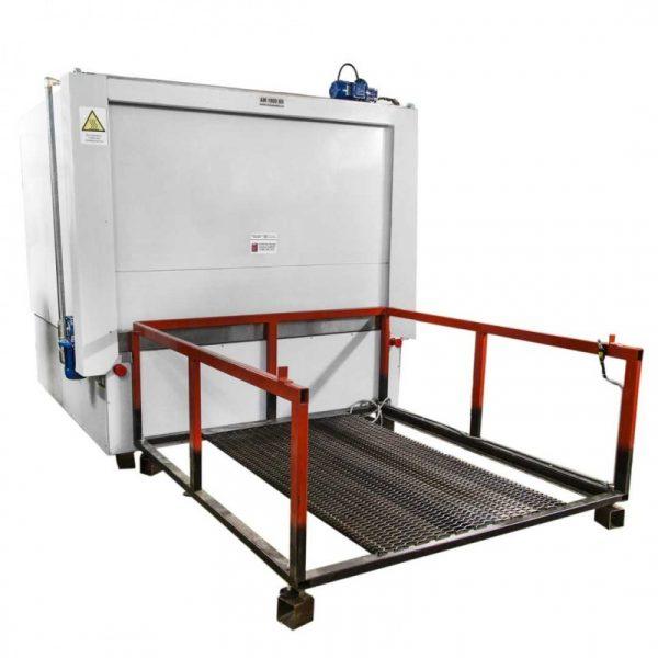 АМ1800 BS Установка для промышленной очистки деталей
