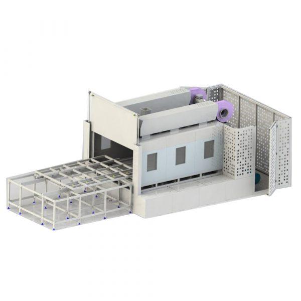 АМ5300 BS Моечный комплекс