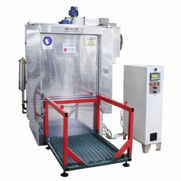 АМ800 BS Установка для промышленной очистки деталей
