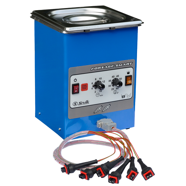 Форсаж Smart Сивик Установка для промывки форсунок инжектора