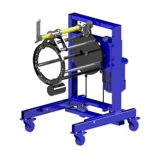 ODA-H2018 Станок для обточки тормозных накладок