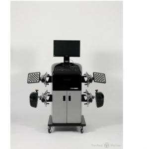 T 6202 Техно Вектор 6 Стенд развал схождения 3D FREE MOTION
