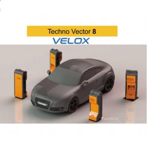 T 8214 Техно Вектор 8 Стенд развал схождения VELOX