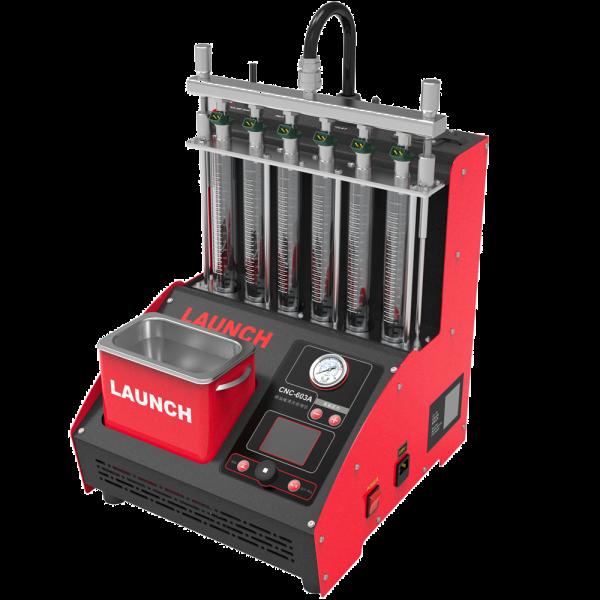 CNC-603A Launch Установка для очистки форсунок
