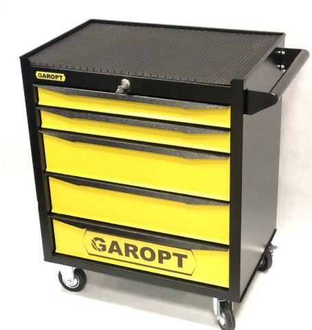 GT7955.yell Garopt Тележка инструментальная