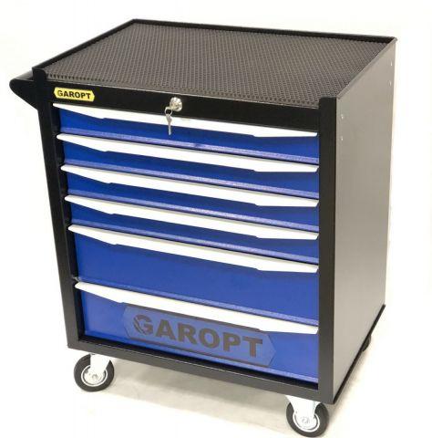 GT7956.blue Garopt Тележка инструментальная