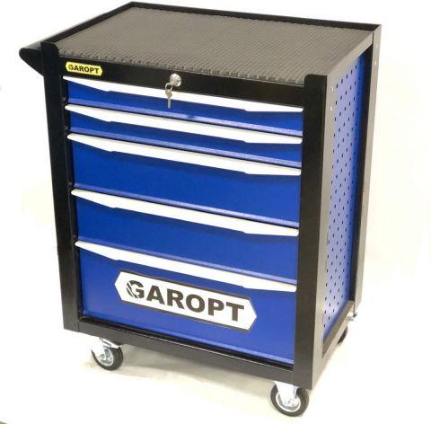Gt9505.blue Garopt Тележка инструментальная