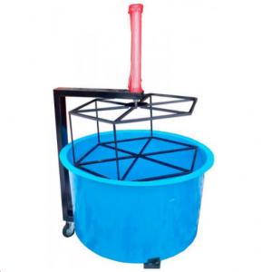 VG-P POLARUS Ванна для проверки колес с пневмоприводом