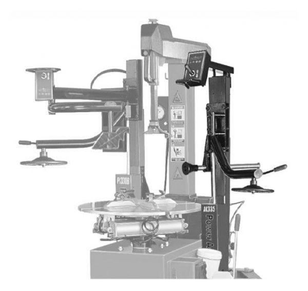AL335 KraftWell Приспособление для работы с низкопрофильными шинами