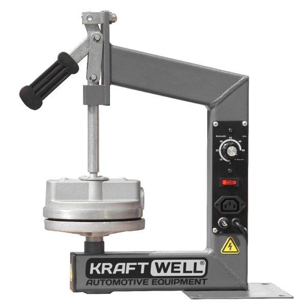 KRW08VL KraftWell Вулканизатор настольный