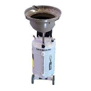KRW1803.80 KraftWell Установка для слива масла