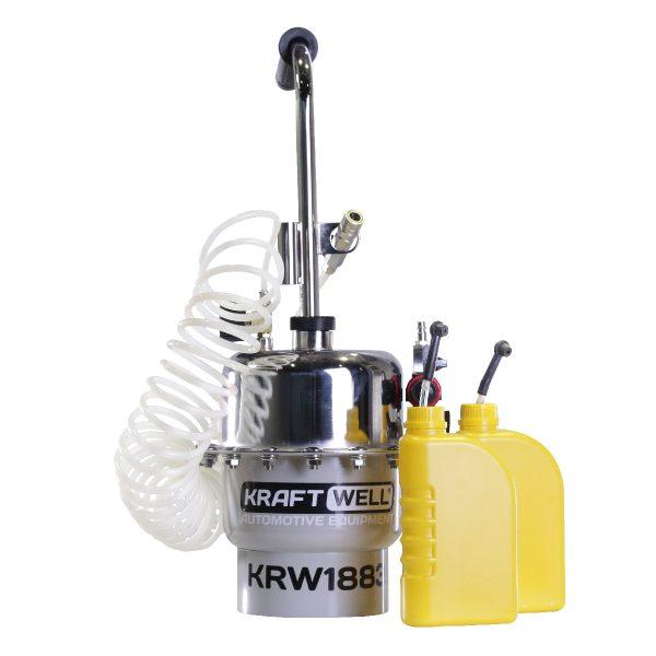 KRW1883 KraftWell Устройство для прокачки гидросистем