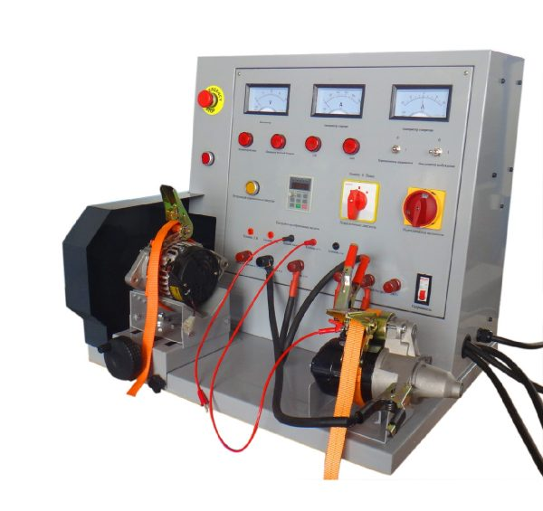 KRW220Inverter KraftWell Стенд для проверки генераторов и стартеров
