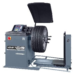 KRW244 KraftWell Балансировочный станок для колес