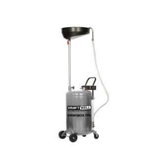 KRW1803.70L KraftWell Установка для слива масла