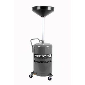 KRW1830.70L KraftWell Установка для слива масла