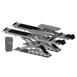 KRW40WA-LT-T KraftWell Подъемник ножничный