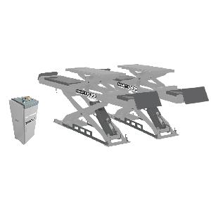KRW55WA-LT KraftWell Подъемник ножничный
