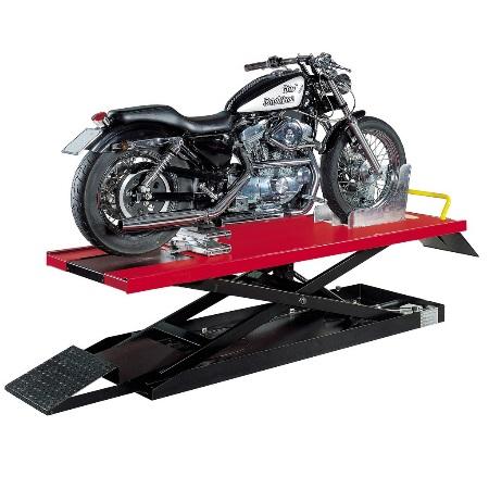 Подъемники для мотоцикла