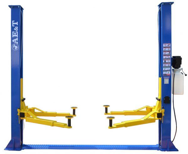T4 United Hydraulics AE&T Двухстоечный подъемник