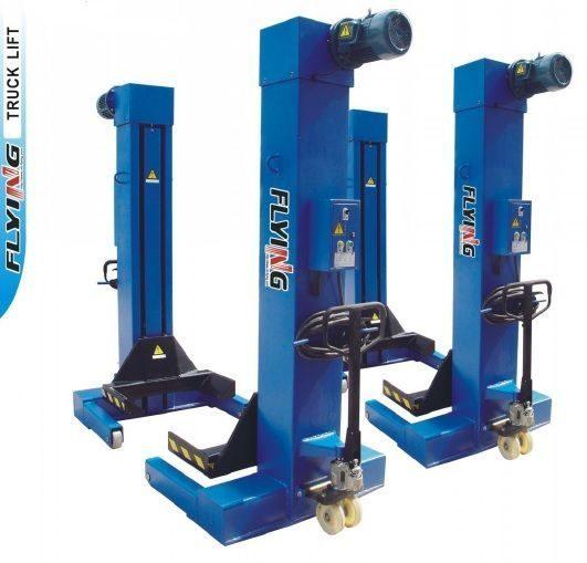 F10-4 Brann Подкатные колонны